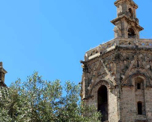 Miguelete - campanile della Cattedrale