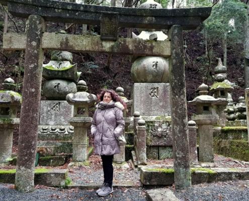 Koyasan cimitero di Okunoin